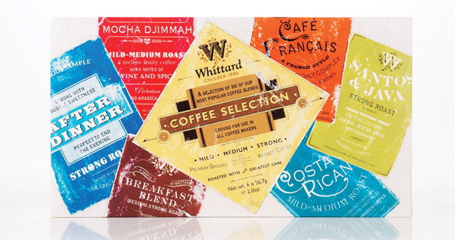 Whittard Of Chelsea : Coffee Selection