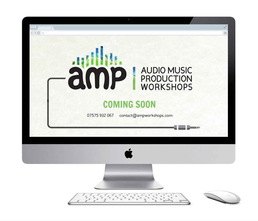 AMP Workshops : Temporary Website