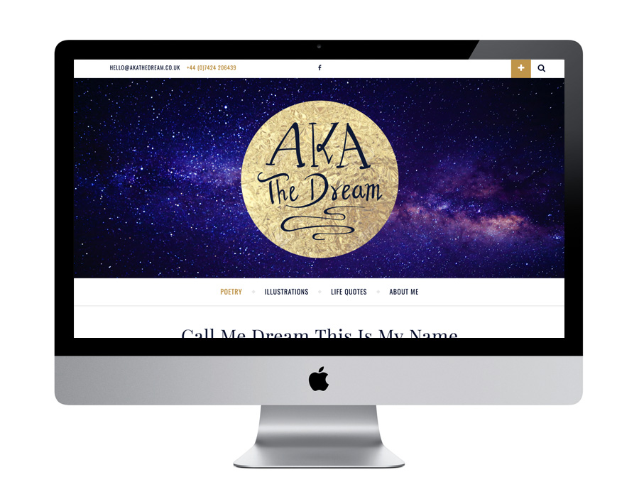Me And You Create AKA The Dream Website