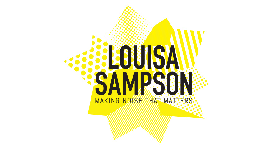 Me And You Create Louisa Sampson logo branding