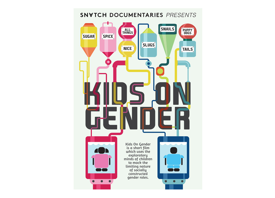 Me And You Create Snatch Documentaries Kids On Gender