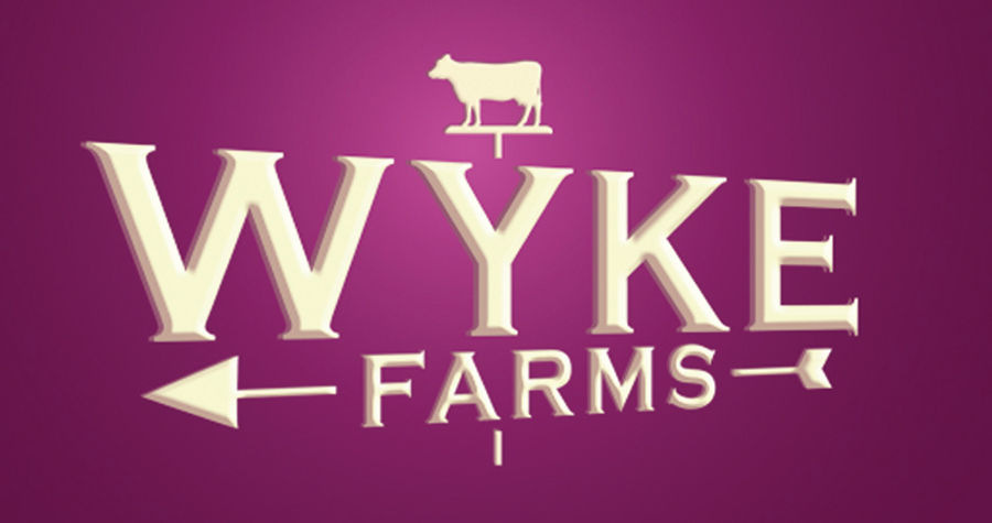 Wyke Farms Cheddar Cheese : Logo Design