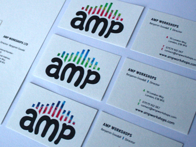 AMP Workshops : Business Cards