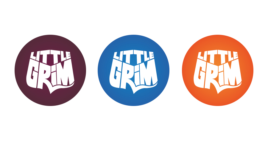 Logo designs for the great, new band Little Grim. Recently signed to Peer Music in 2015. Visit: www.littlegrimmusic.com