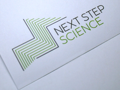 Next Step Science Branding