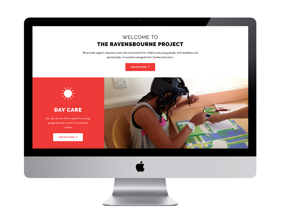 Me And You Create Ravensbourne Project Website