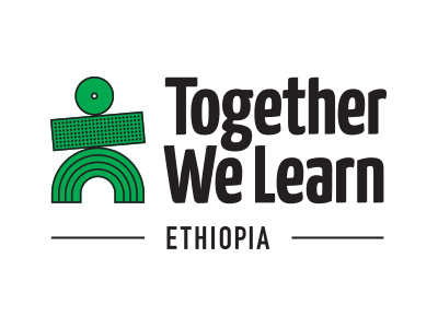 Me And You Create Together We Learn Logo Branding